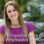 Entrevista Evelyn García revista Sector Ejecutivo